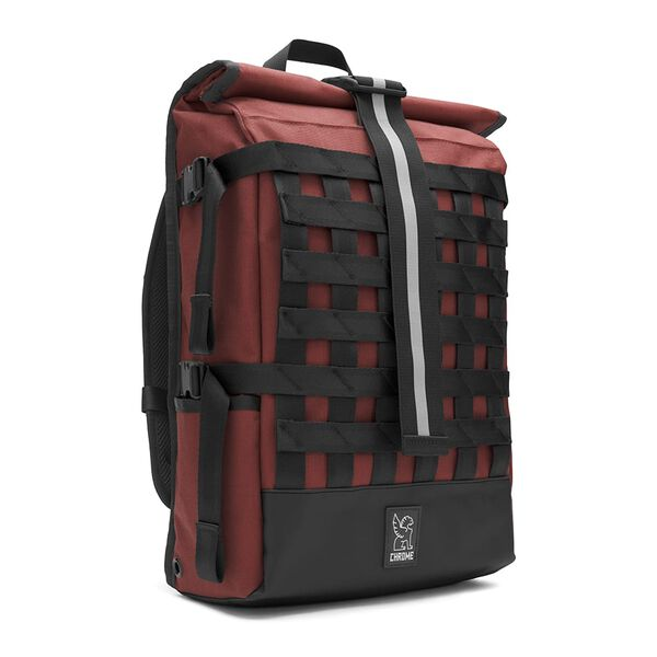 Barrage Cargo Backpack in Brick - medium view.