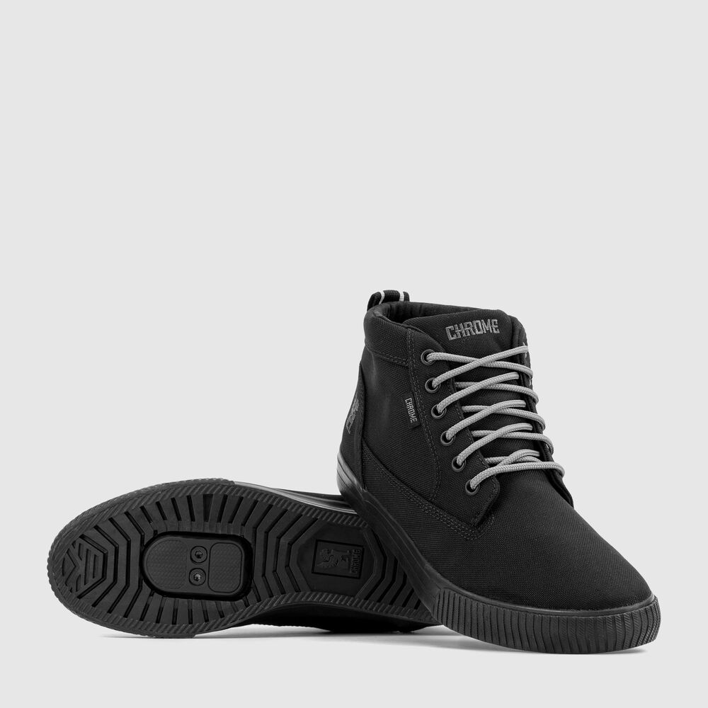 415 Pro Workboot in Black - large view.