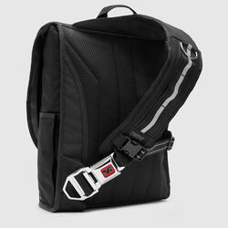Soma Sling Messenger in Black - small view.