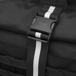 Barrage Cargo Backpack in Black - small view.