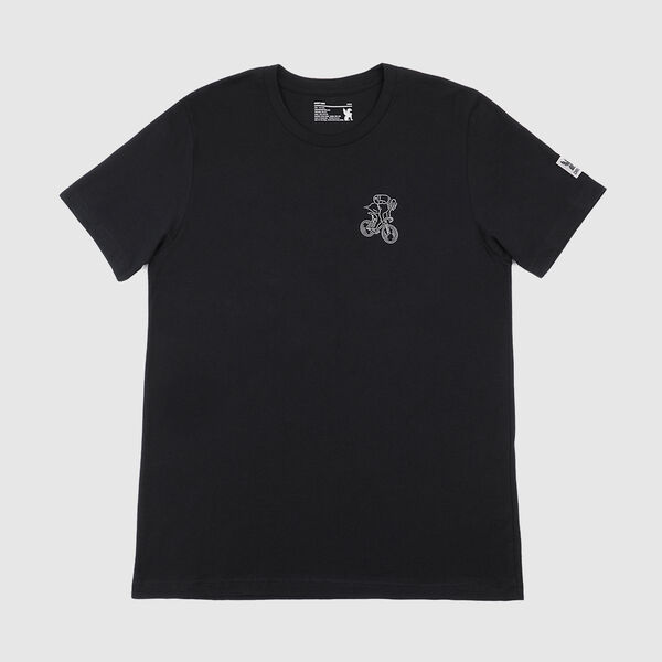 Street:Light Graphic Tee Series in Expect Delays - medium view.