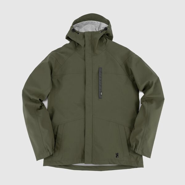 Storm Cobra 2.0 Jacket in Olive - medium view.