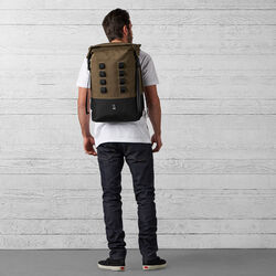 Urban Ex Rolltop 28L Backpack in  - wide-hi-res view.