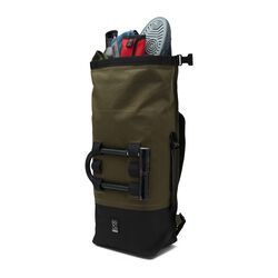 Urban Ex Rolltop 18L Backpack in Ranger / Black - small view.