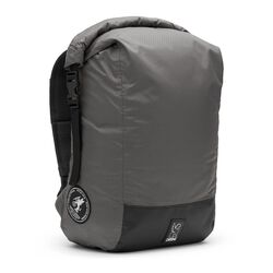 The Cardiel Orp Backpack in Dark Grey / Black - small view.