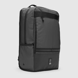 The Welterweight Hondo Backpack in Charcoal / Black - small view.