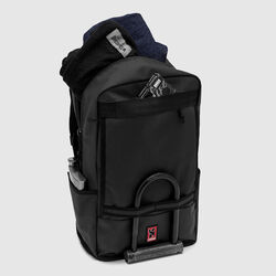 Hondo Backpack in Black / Black - small view.