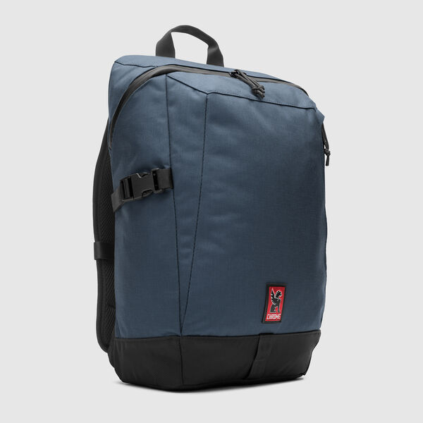 Rostov Backpack in Indigo - medium view.