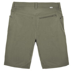 Union Short 2.0 in Dusty Olive - hi-res view.