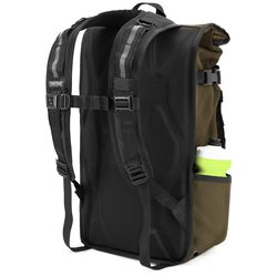 Barrage Cargo Backpack in Ranger / Black - hi-res view.