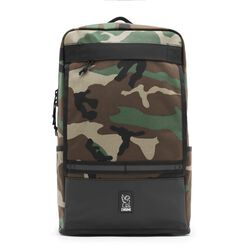 Hondo Backpack in Camo - small view.