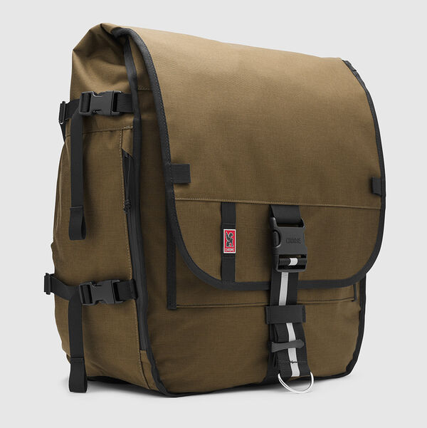 Warsaw II Messenger Backpack in Ranger - medium view.