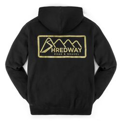 DKlein Graphic Hoodie in Shredway - large view.