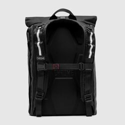 Yalta 2.0 Nylon Backpack in Black - small view.