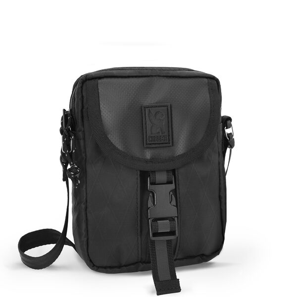 BLCKCHRM 22X Shoulder Accessory Pouch in BLCKCHRM - hi-res view.