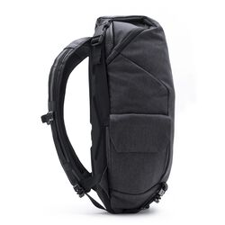 Pike Backpack in Black - small view.