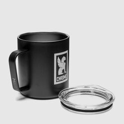 Miir Camp Cup in Black - small view.