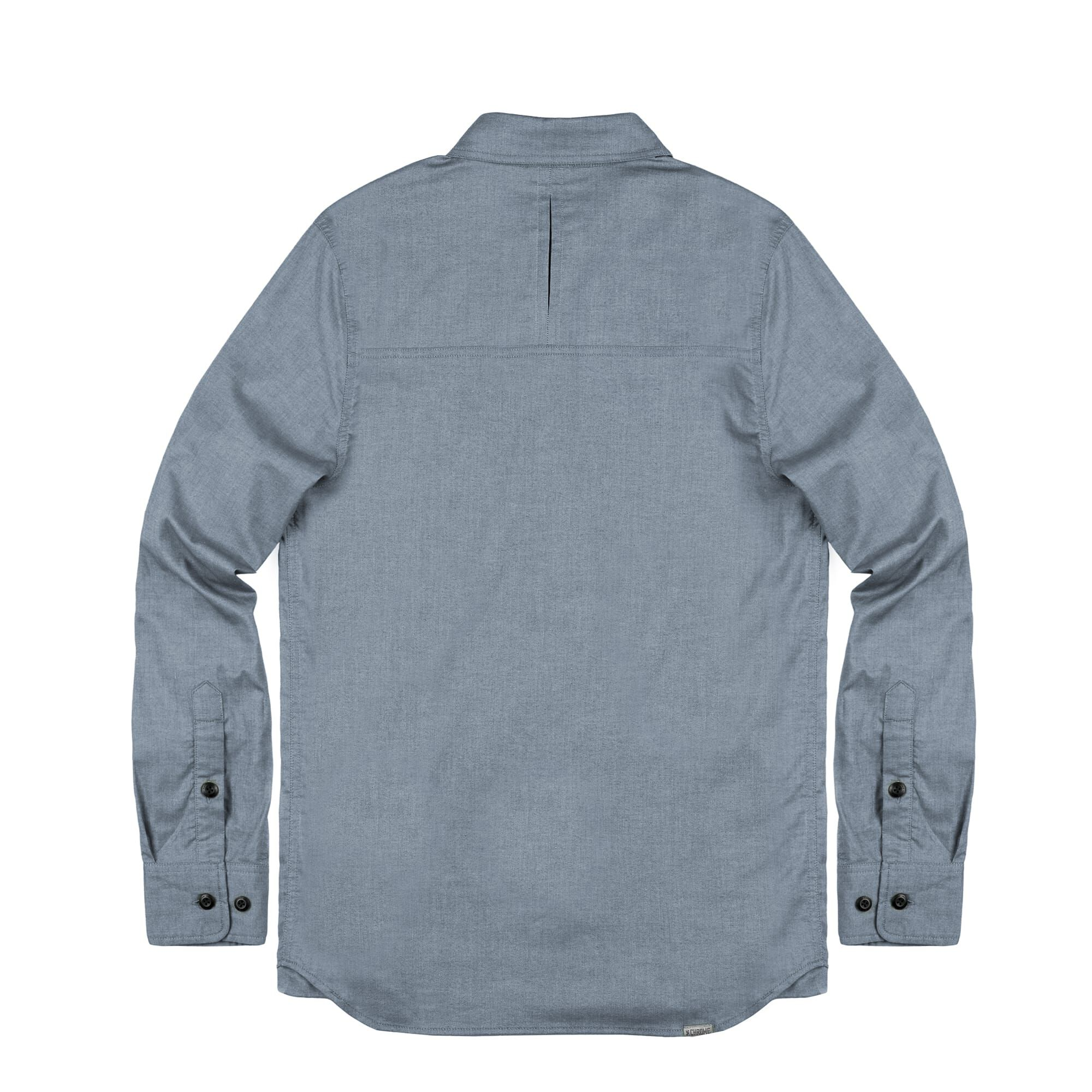 ed4e76b65570 Stretch Chambray Workshirt - Form Meets Function   Chrome Industries