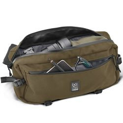 Kadet Sling Bag in Ranger / Aluminum - hi-res view.