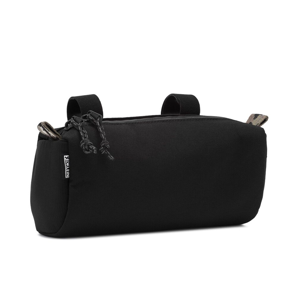 DKLEIN Handlebar Bag in Black - large view.