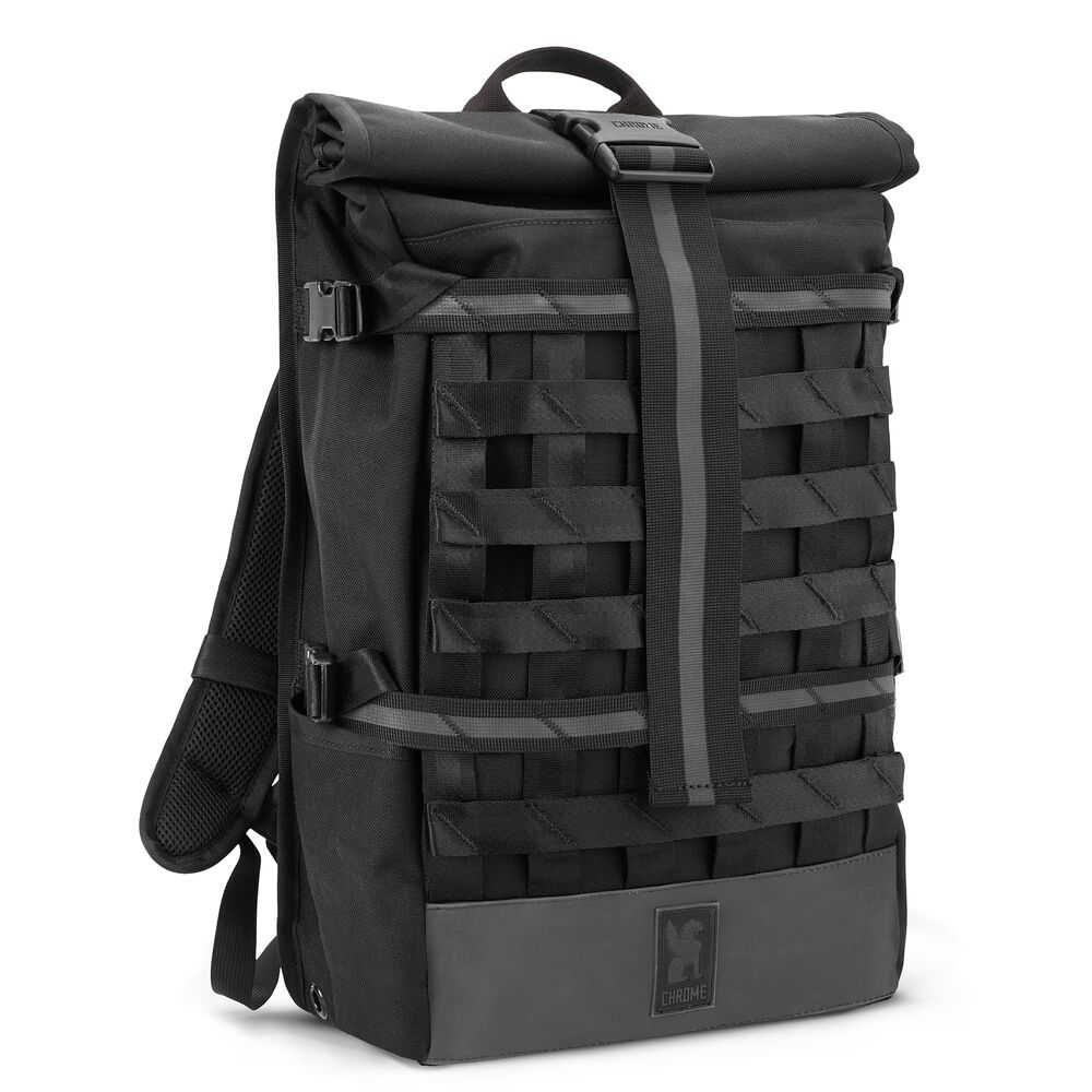 Barrage Night Cargo Backpack in Night - hi-res view.