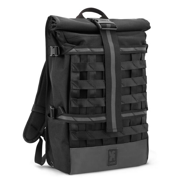 Barrage Cargo Backpack in Night - hi-res view.