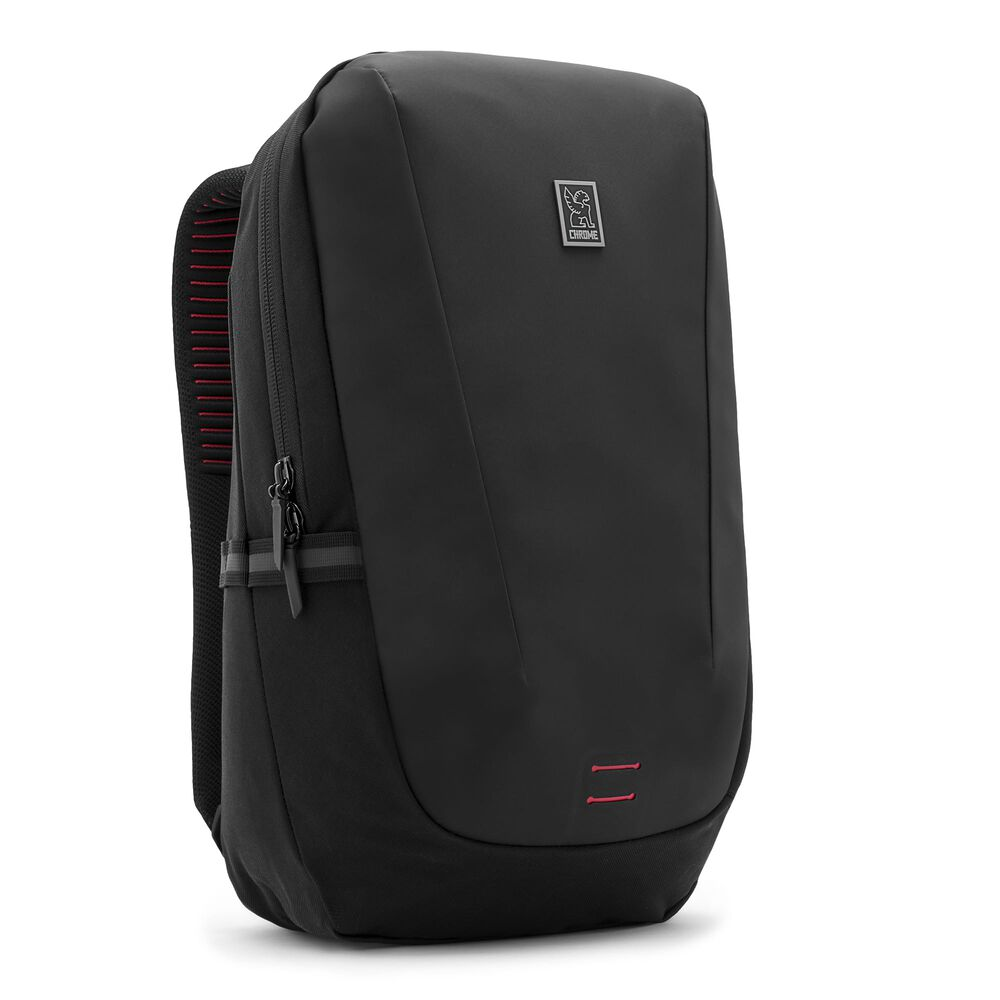 Avail Backpack in Black - hi-res view.