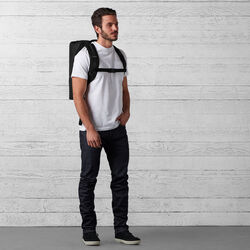 Urban Ex Daypack in Black - large view.