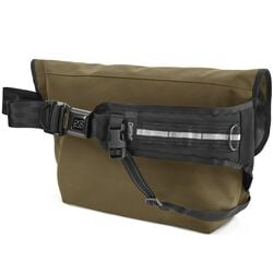 Citizen Messenger Bag in Ranger / Black - hi-res view.