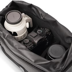 Niko Camera Insert Case in Black - hi-res view.