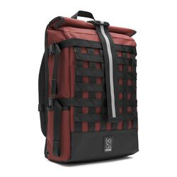 Barrage Cargo Backpack in Brick - small view.