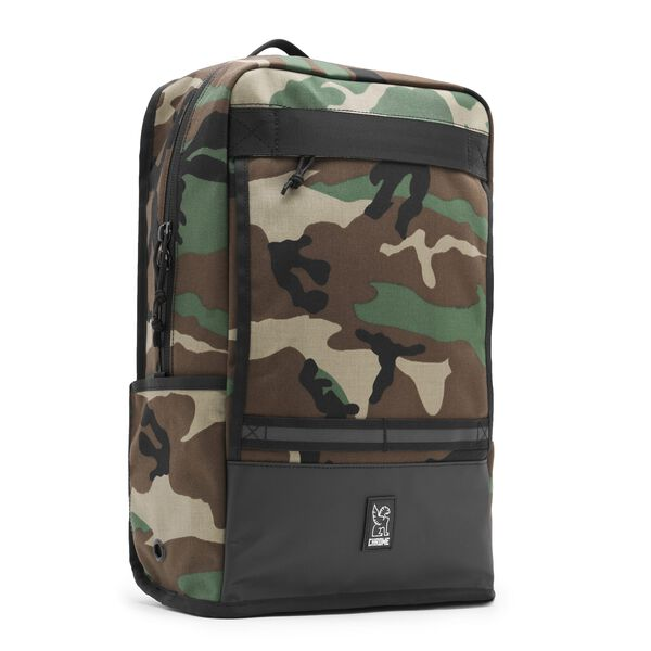 Hondo Backpack in Camo - medium view.