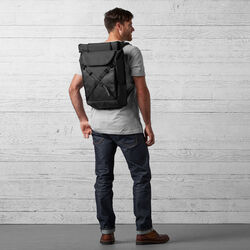 BLCKCHRM™ Bravo 2.0 Backpack in Blckchrm - wide-hi-res view.