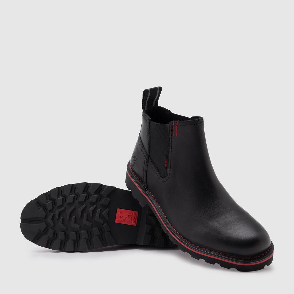 9669190b3af4d6 212 Chelsea Boot in Black - large view.