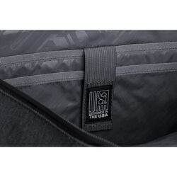 Terrace Brief Sling Bag in Black - small view.