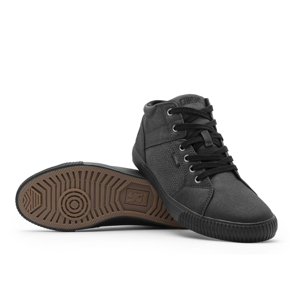Southside 2.0 Sneaker in Black / Black - large view.