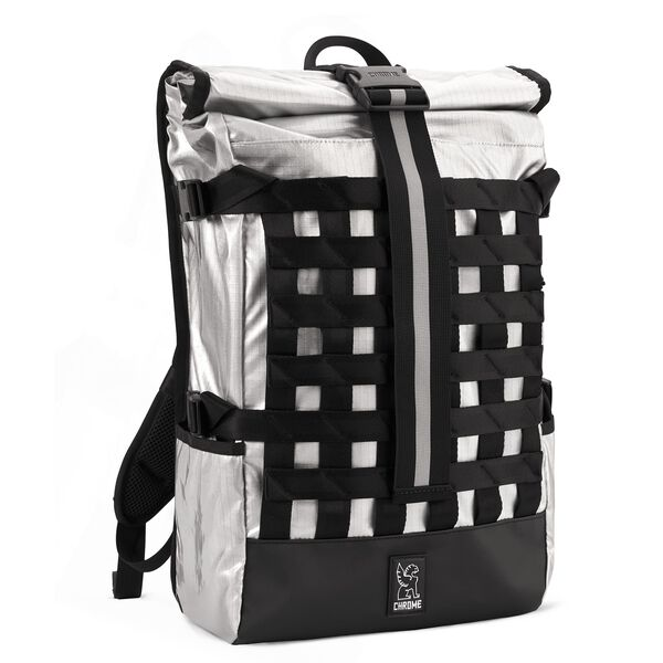 Barrage Cargo Backpack in Chromed - medium view.