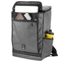 Volcan Backpack in Wrench / Tarp - hi-res view.