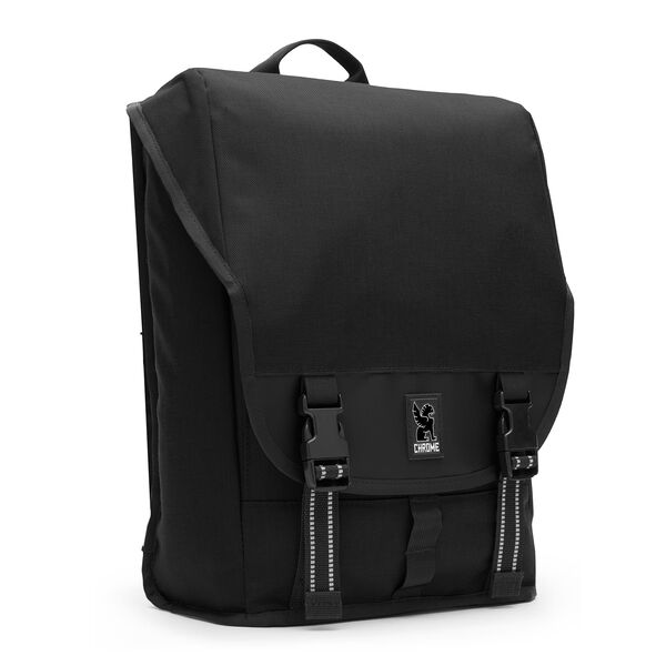 Soma Backpack in All Black - medium view.