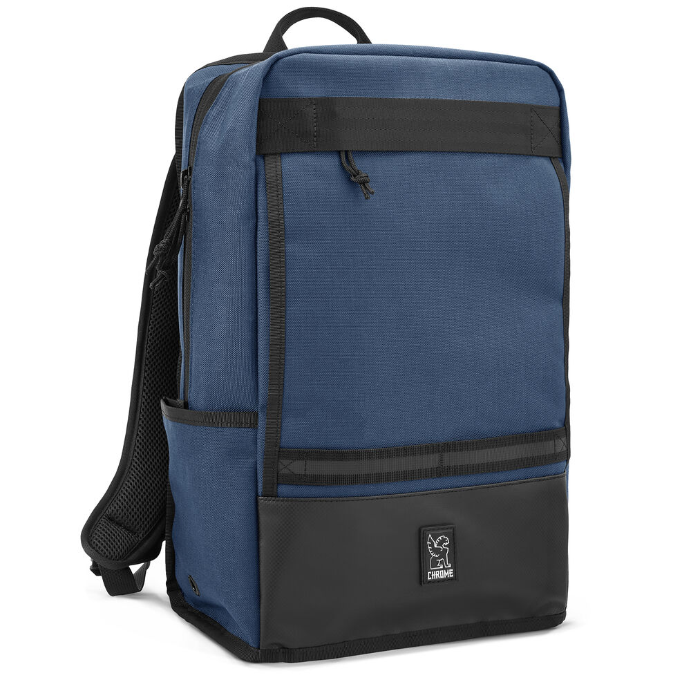 Hondo Backpack in Navy - hi-res view.
