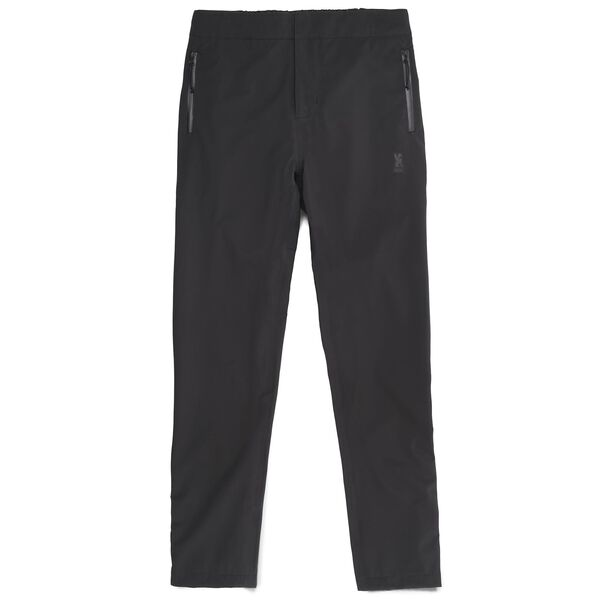 Storm Rain Pant in Black - hi-res view.