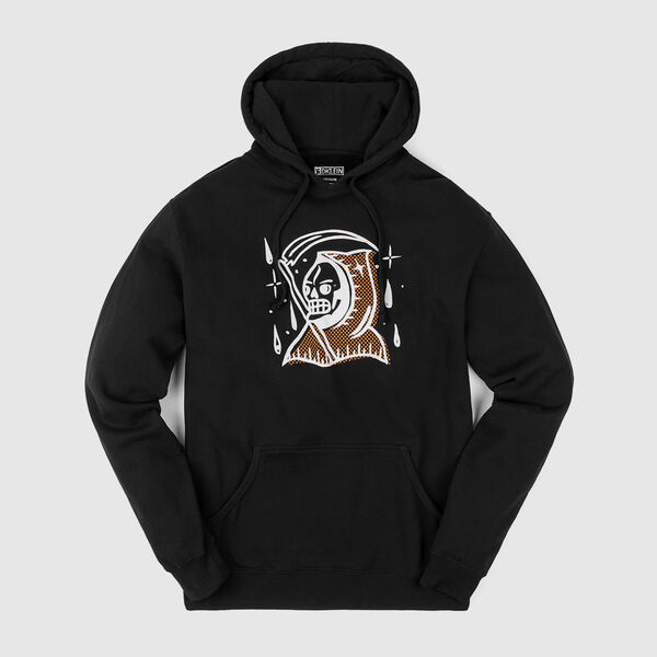 DKlein Pullover Hoodie in Deth - medium view.