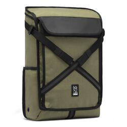 Echo Bravo Backpack in Olive - small view.
