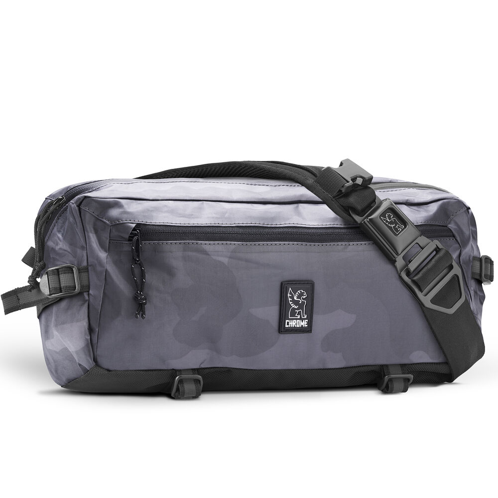 Kadet Sling Bag in Clear Camo - hi-res view.