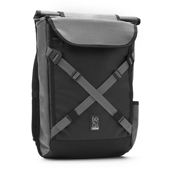 Bravo 2.0 Backpack in Gargoyle Grey - medium view.