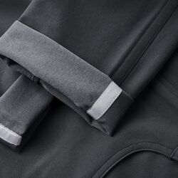 Women's Sylvan 5 Pocket Pant in Black - hi-res view.