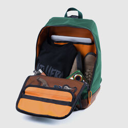 Antihero Fortnight Backpack in Forest Green - small view.
