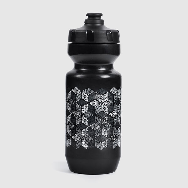 DKlein Water Bottle in Black - medium view.