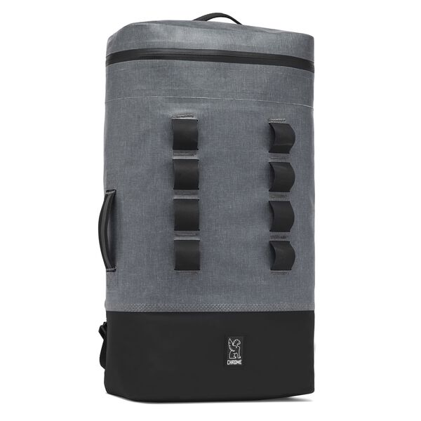 Urban Ex Gas Can 22L Backpack in Grey / Black - medium view.
