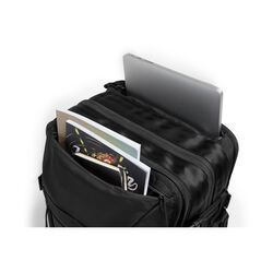 Macheto Travel Pack in All Black - large view.